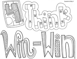 7 habits coloring pages seven habits coloring sheets coloring pages