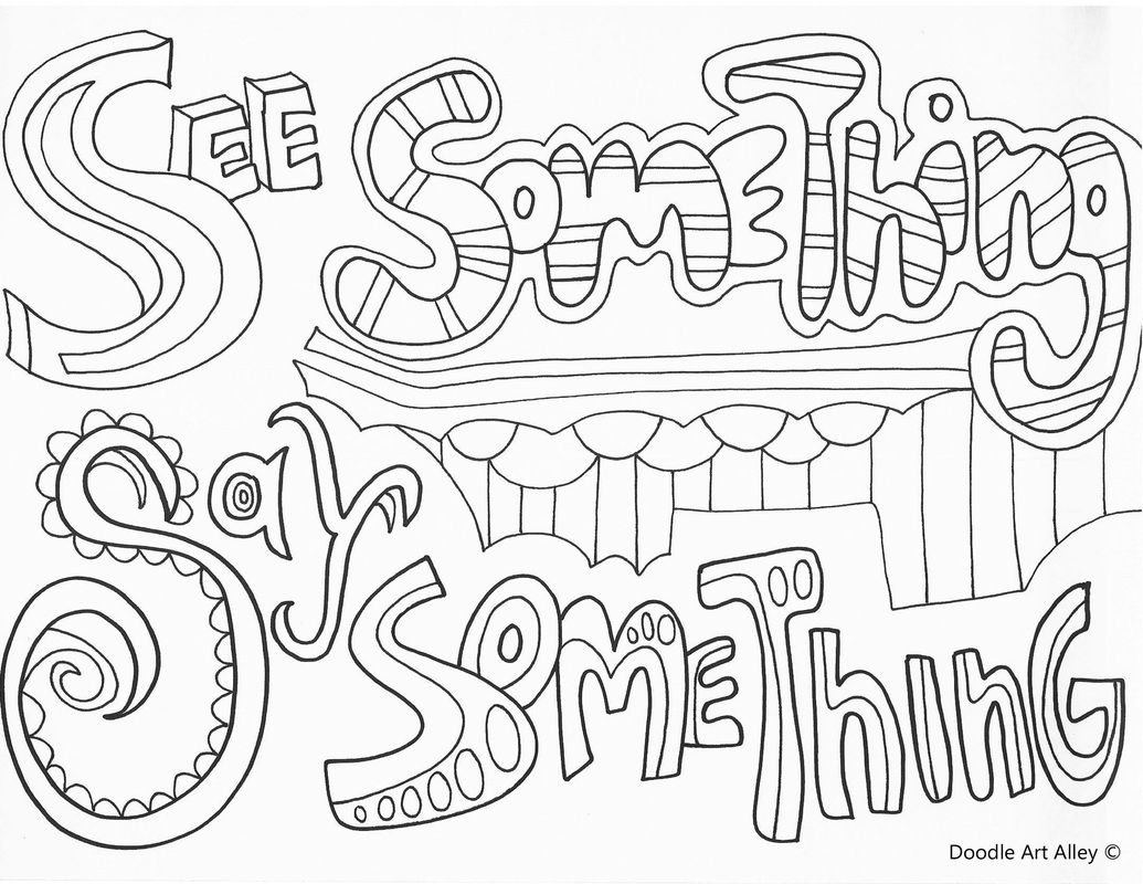 Uncategorized Stop Bullying Coloring Pages no bullying coloring pages classroom doodles picture