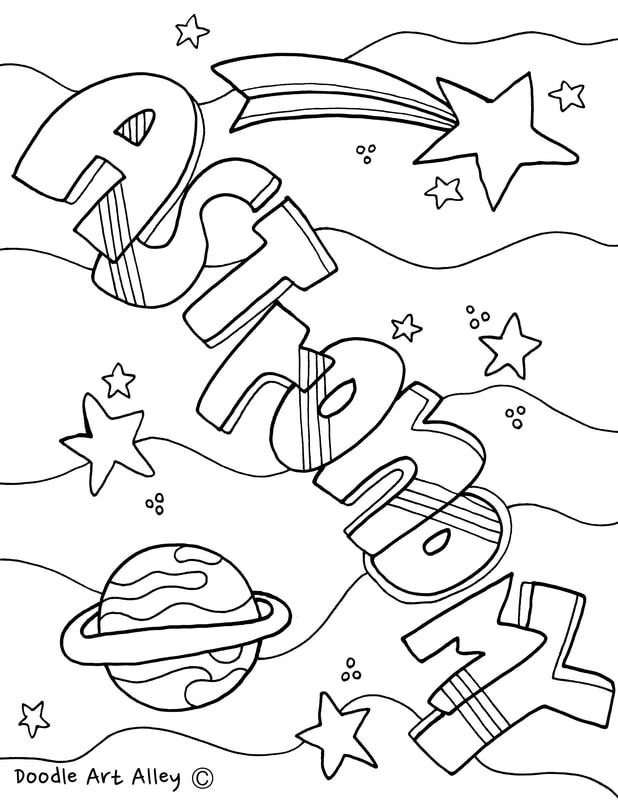 astronomy coloring pages.html