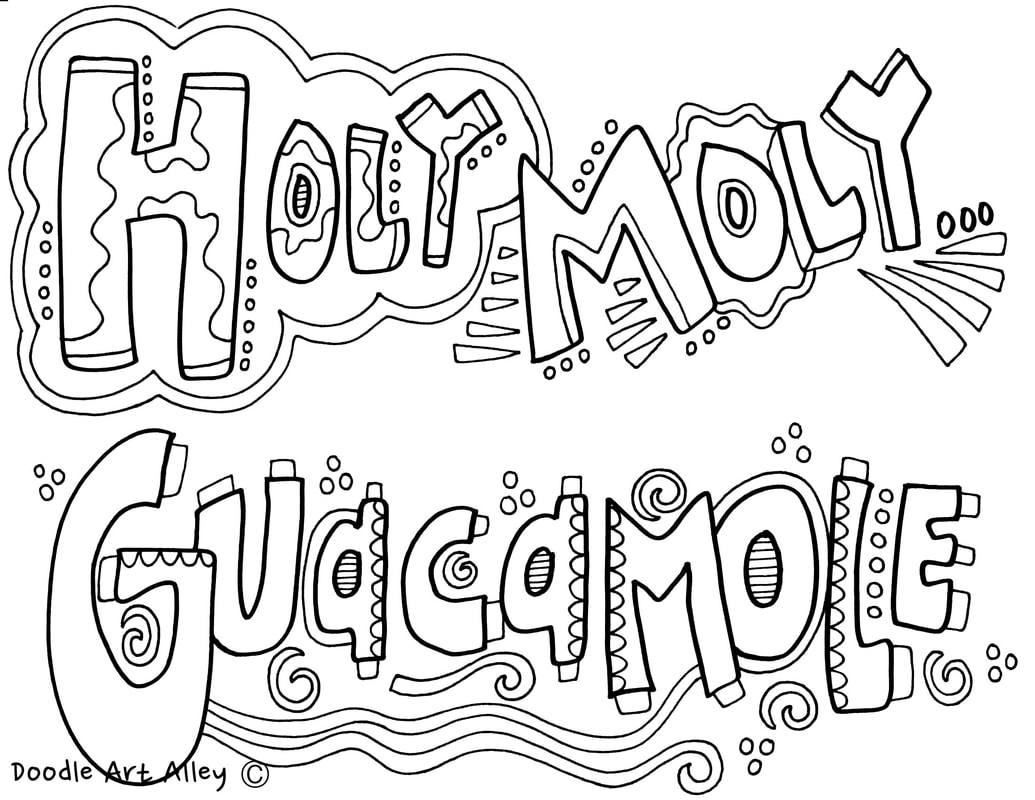 procedures coloring pages