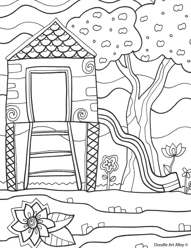 Free Free Coloring Sheets For Summer, Download Free Clip Art, Free ... | 800x618