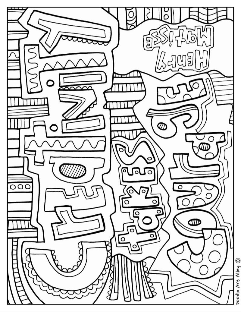 FREE 100 Days of School Coloring Page by NoodlzArt | TpT | 1035x800